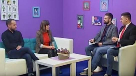 Любов Василик та Роман Пазюк розповіли про участь кафедри у Міжнародному проекті DESTIN